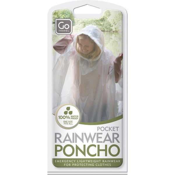 Go Travel - Pocket Poncho