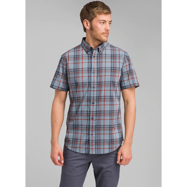 Granger Short Sleeve-Tailored