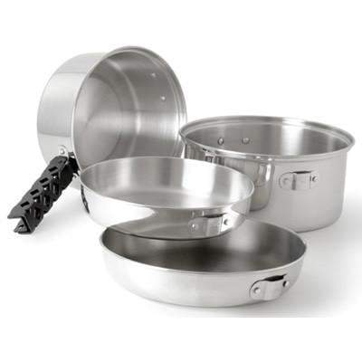 GSI - Glacier Stainless Steel Pot Set