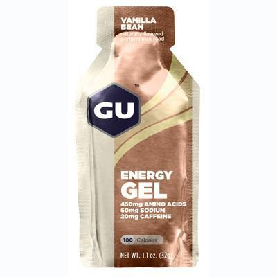 GU - Gu Energy Gel - Chocolate Outrange