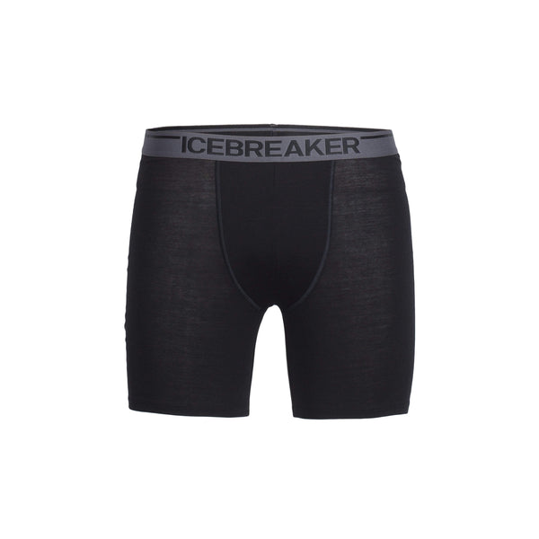 Icebreaker - Anatomica Long Boxers - Men's