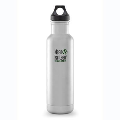 Classic Insulated Bottle with Loop Cap