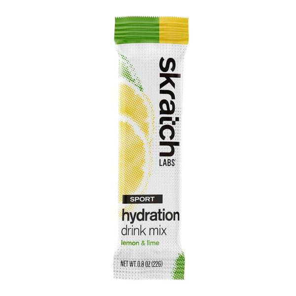 Skratch Labs - Sport Hydration Drink Mix, Lemons and Limes, Single Serving