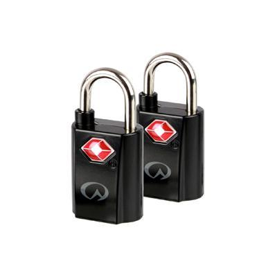 TSA Mini Padlocks x 2 (72010)