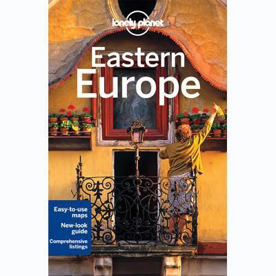 Lonely Planet - Eastern Europe