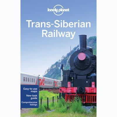Lonely Planet - Trans-Siberian Railway