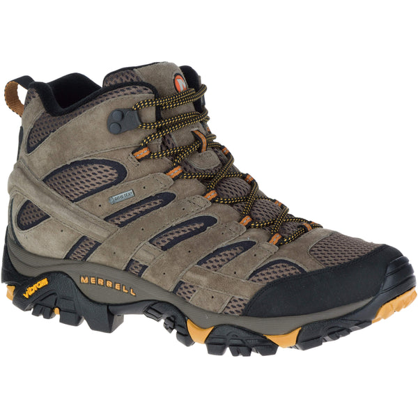 Merrell - Moab 2 Leather Mid GTX - Men's