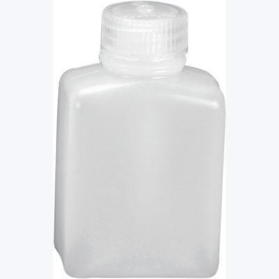 Nalgene - Wide Mouth Rectangular HDPE Container