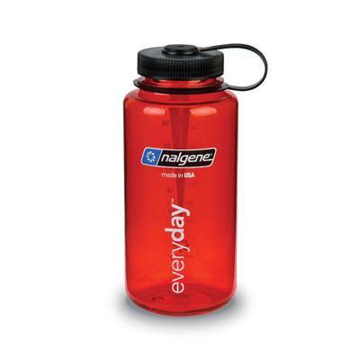 Nalgene - Wide Mouth Tritan Bottle 1000Ml