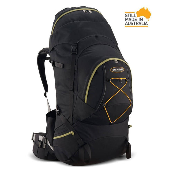 One Planet - McMillan Bushwalking Pack - 80L to 90L