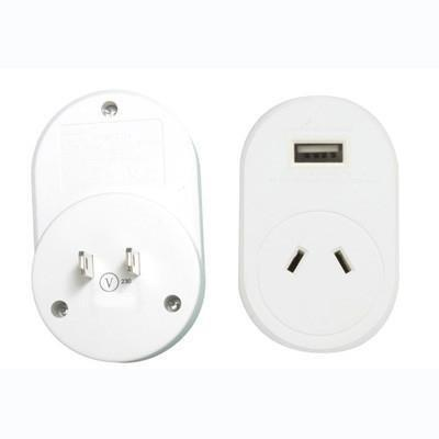 OSA Brands - Travel Adaptor with USB - Japan