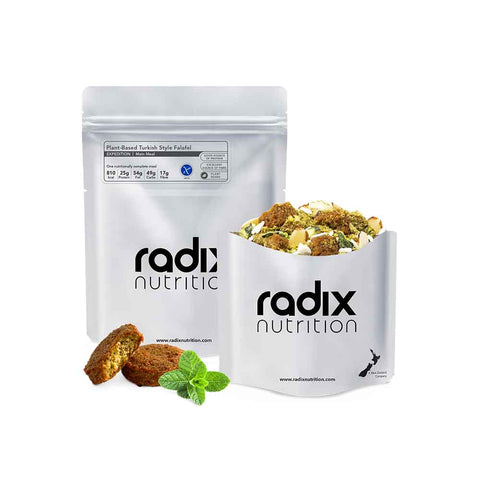 Radix Nutrition - Plant Based Turkish Style Falafel