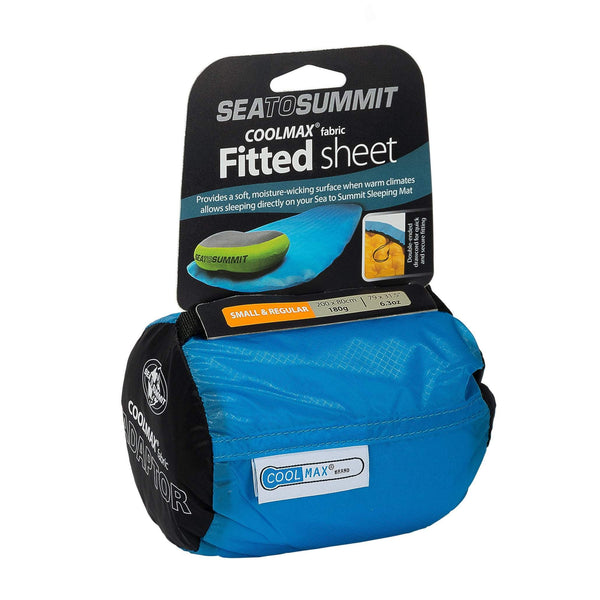 SEA TO SUMMIT - Coolmax Fitted Sheet