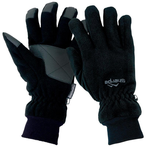 Sherpa - Full Finger Fleece Gloves - Unisex