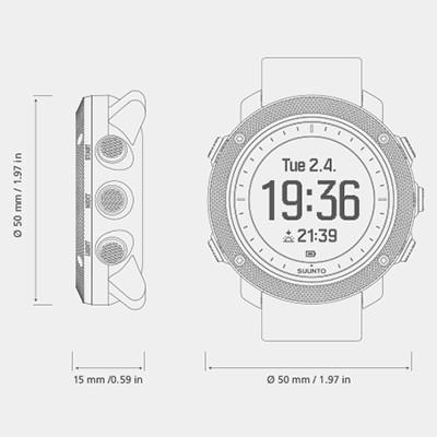 Traverse Alpha Gps Watch