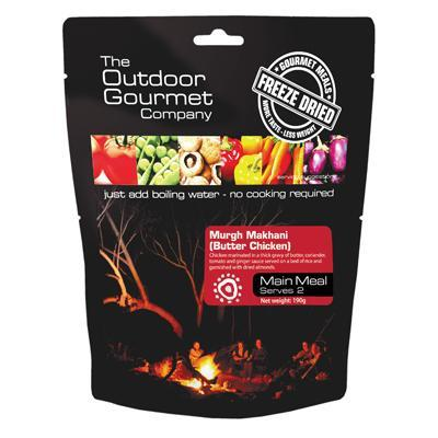 OUTDOOR GOURMET - Butter Chicken