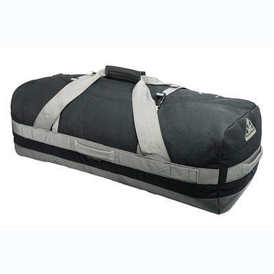 WILDERNESS EQUIPMENT - Expedition Duffel Lg Blk/Gry