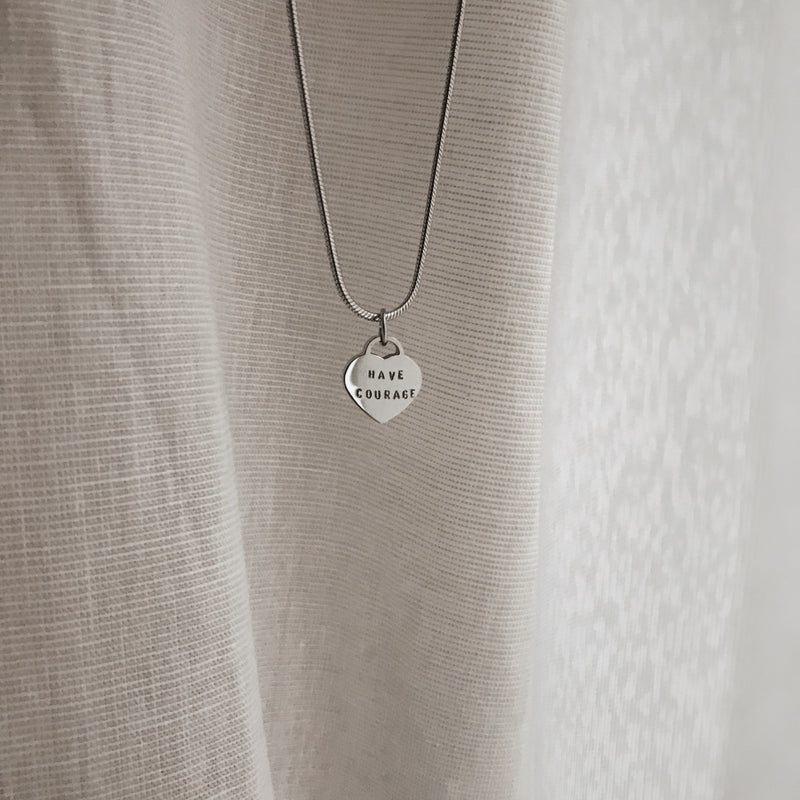 Heart To Forget Necklace