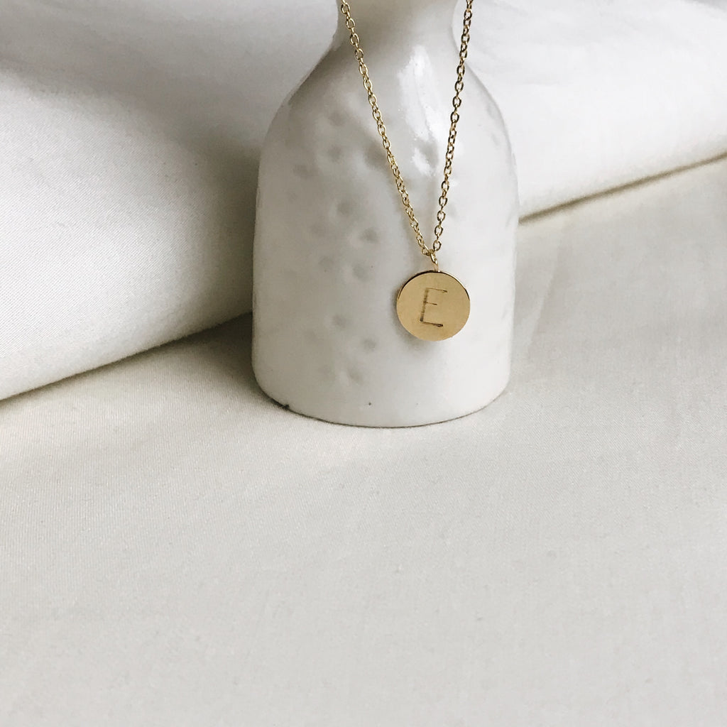 Sample Sale: Full Moon Necklace
