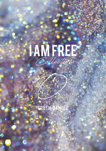 I AM FREE Collection: Truth Bangle