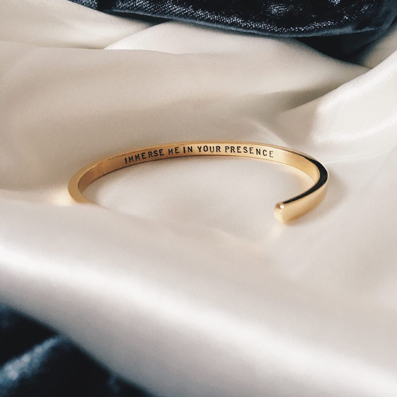 Truth + Honest Couple Cuffs (For Her + Him)