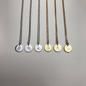 HANDS Necklace Series [Limited Edition]