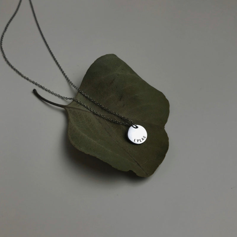 Full Moon Necklace II