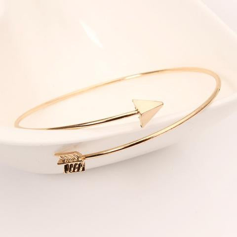 Arrow Bangle Cuff Bracelets (Free+Shipping)