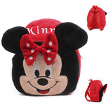 Cute Kids Mini Plush Backpacks