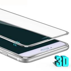 3D Curved Edge Tempered Glass For iPhone X