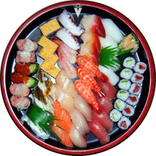 Sushi graphic drum skin by Visionary Drum