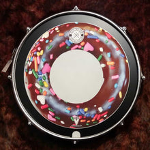 chocolate donut big fat snare drum