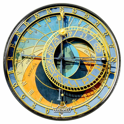 Astrological Clock 22