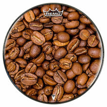 Coffee Beans Design Remo-Made Graphic Drum Head by Visionary Drum