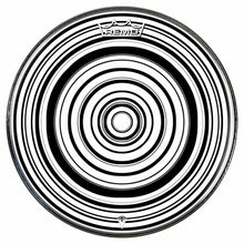 Concentric Design Remo-Made Graphic Drum Head by Visionary Drum