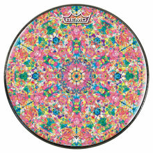 Crystalline Dream Design Remo-Made Graphic Drum Head by Visionary Drum
