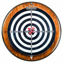 Darts Design Remo-Made Graphic Drum Head by Visionary Drum
