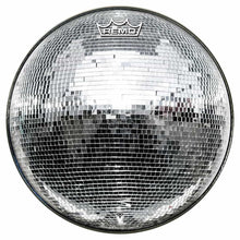 Disco Ball Design Remo-Made Graphic Drum Head by Visionary Drum