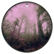Enchanted Forest Graphic Drum Head Art - All Styles and Sizes