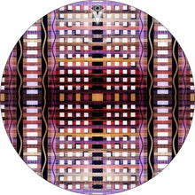 High Rise design graphic drum skin by Visionary Drum; abstract drum art