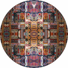 In the Portal design graphic drum skin by Visionary Drum; abstract drum art