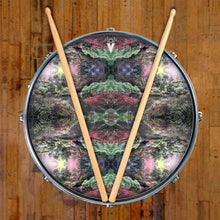 Japanese Garden Graphic Drum Head Art - All Styles and Sizes