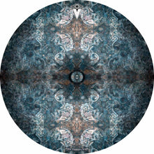 Jupiter Cloud design graphic drum skin by Visionary Drum; space drum art