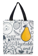 Laminated Non-Woven Polypropylene reusable shopping bag with ultrasonic stitch seams