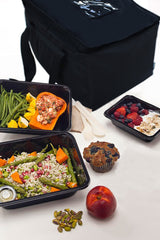 REUSABLE INSULATED EXTRA LARGE FOOD DELIVERY BAG (18 pc/case)