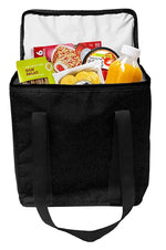 HEAVY DUTY THERMAL INSULATED BAG IN BLACK ( 24 pcs/case )