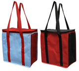 HEAVY DUTY THERMAL INSULATED BAG ( 24 pcs/case - 12 Per colorway )