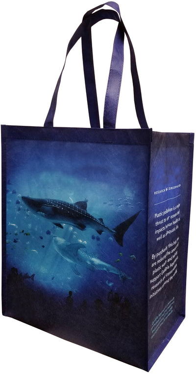 Non-Woven rPET reusable shopping bag