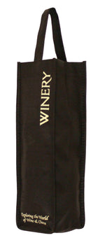 Non-Woven Polypropylene Single Bottle Reusable Wine Bag