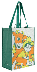 Laminated Woven PP reusable shopping bag